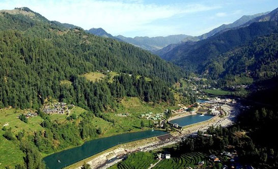 Barot - A small Beautiful and lesser known Hill Station - Himtimes