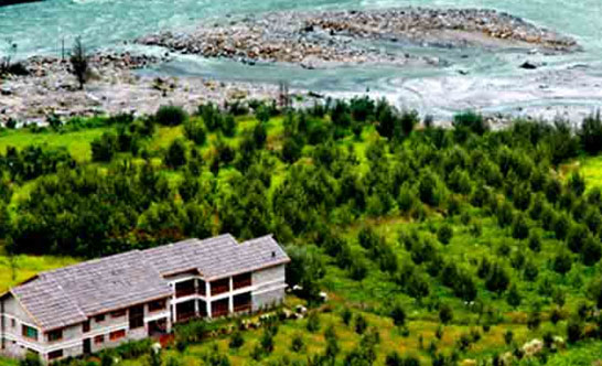 Rakcham Village- A Popular Tourist Place in Kinnaur, Himachal Pradesh