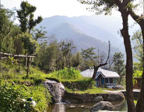 andretta village himachal pradesh
