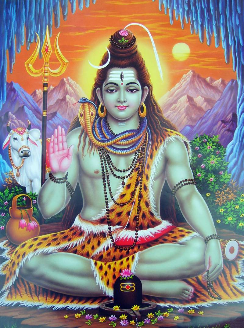 Lord shiva images hd wallpapers 6